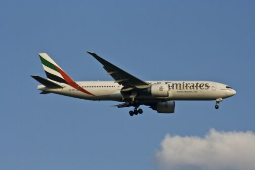Maschine der Emirates