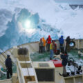 Poseidon Expeditions Gletscher