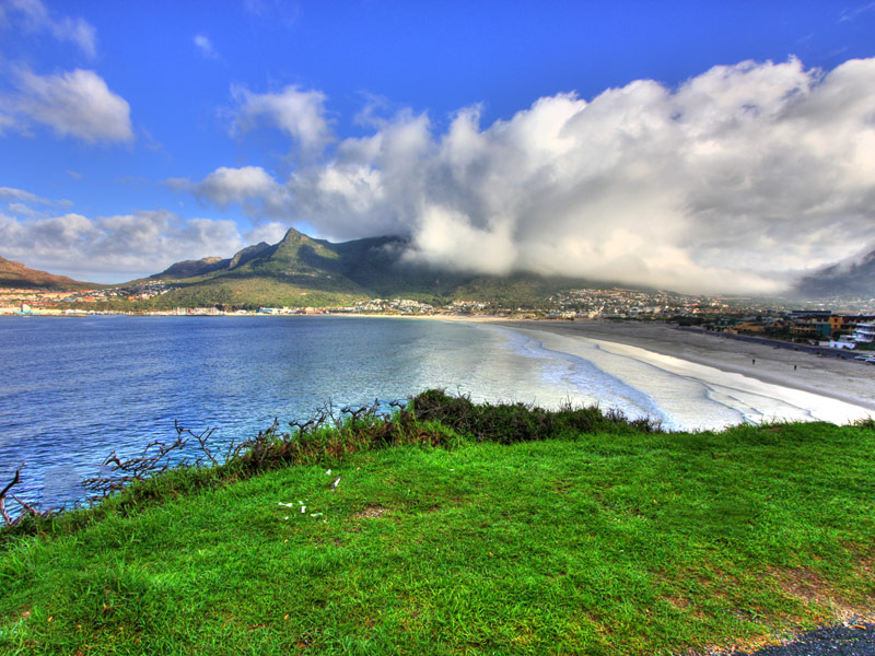 Strand bei Cape Town